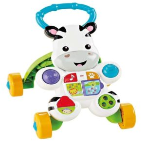 Andador Fisher Price Cebra parlanchina