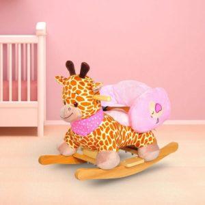 Balancines para bebés con cinturón de seguridad