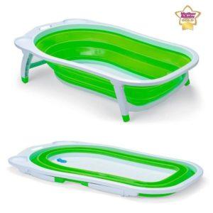 Bañera para recién nacidos plegable