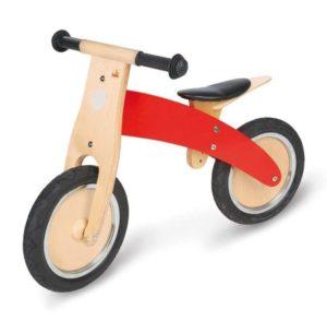 Bicicleta de madera de Pinolino