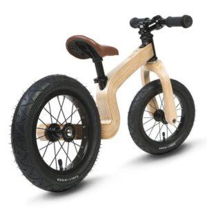 Bicicleta de madera y aluminio EarlyRider