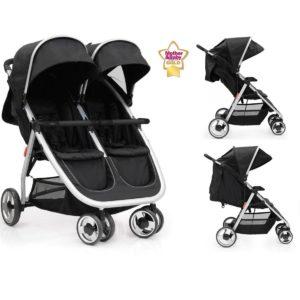 Carritos de bebé gemelares confort