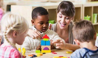 Ciclos formativos de educación infantil de grado superior que puedes estudiar en España