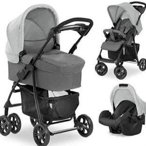 Cochecito trío para bebé Hauck Shopper