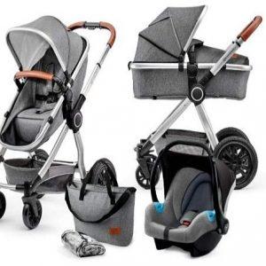 Cochecito trío para bebé Kinderkraft