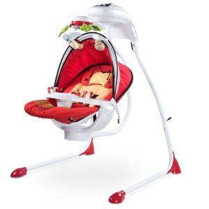 Columpio balancín automático bebés