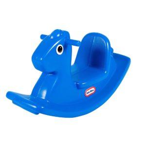 Columpio balancín bebés caballo