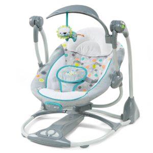 Columpio balancín hamaca bebés