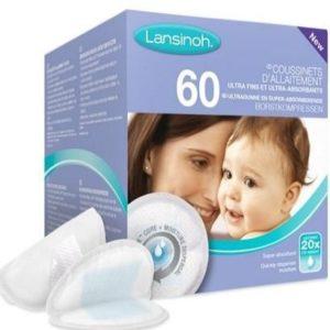 Discos de lactancia Lansinoh