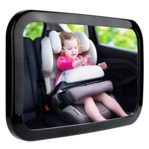 Espejos retrovisores bebés coche