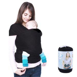 Fular portabebés amamantar