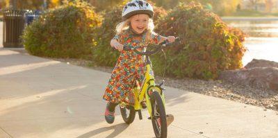 Las 5 mejores marcas de bicicletas sin pedales para bebés de 18 meses