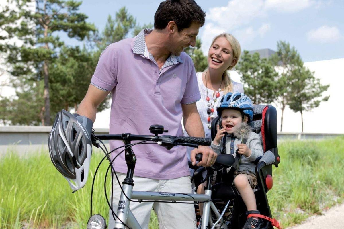 silla paseo bicicleta bebe