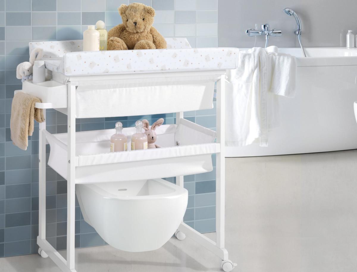 Consejos para comprar la mejor bañera cambiador