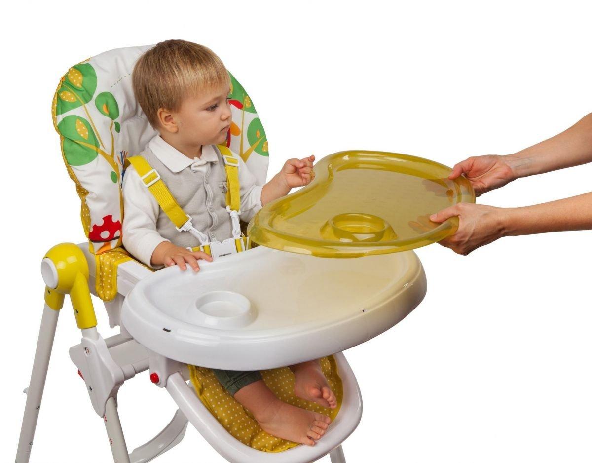 Las 8 mejores tronas para beb s de 2018 comparativa - Comparativa sillas bebe ...