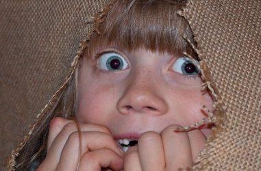 Los 10 miedos más habituales en niños