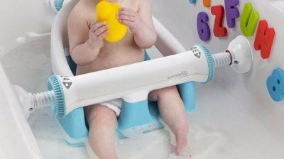 Los 6 mejores adaptadores de bañera para bebe