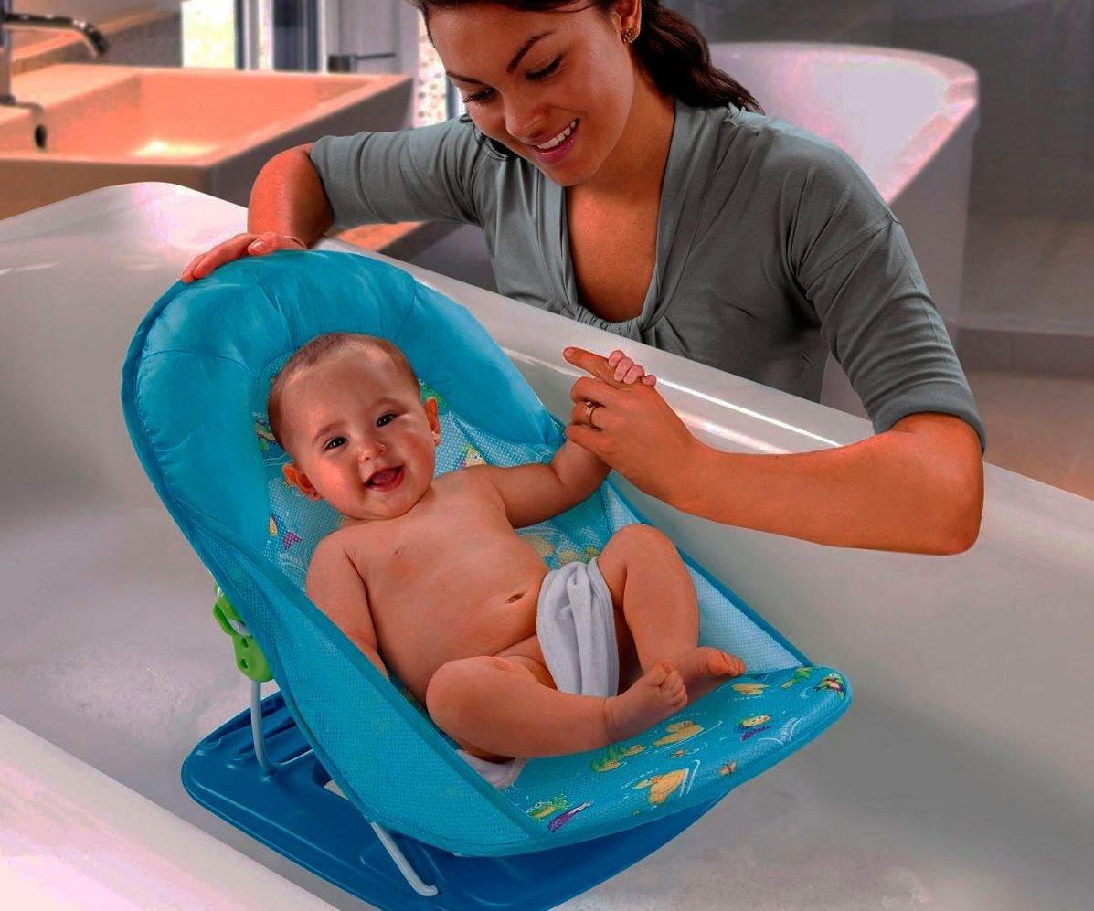 Los 6 Mejores Asientos De Bañeras Para Bebés De 2021 Bebe Top