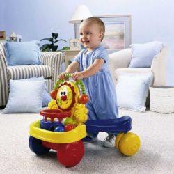 Andadores de bebés