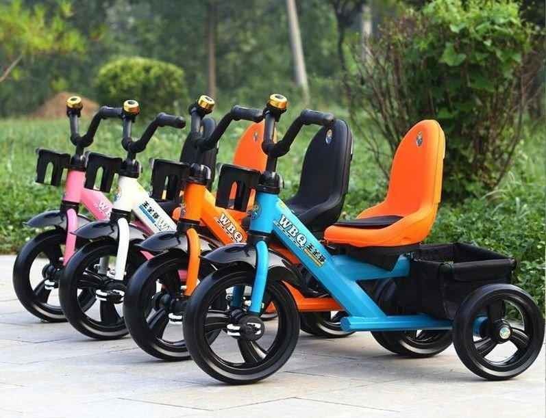 Para comenzar deberás asegurarte que el triciclo es realmente estable y por  ello tu bebé podrá ir realmente seguro en su interior. fffdaa9abe4db
