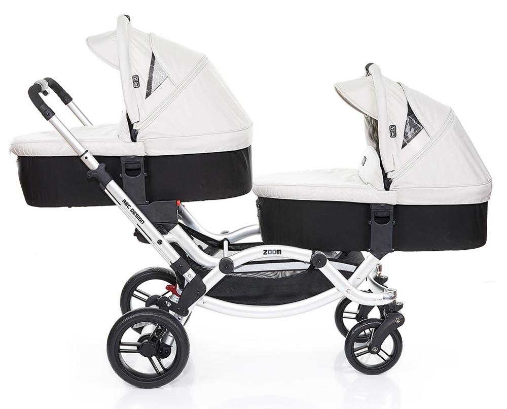 Cómo elegir carritos de bebés gemelares