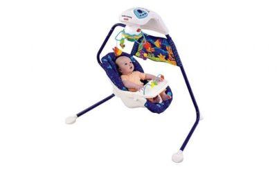 Columpio balancin para bebés