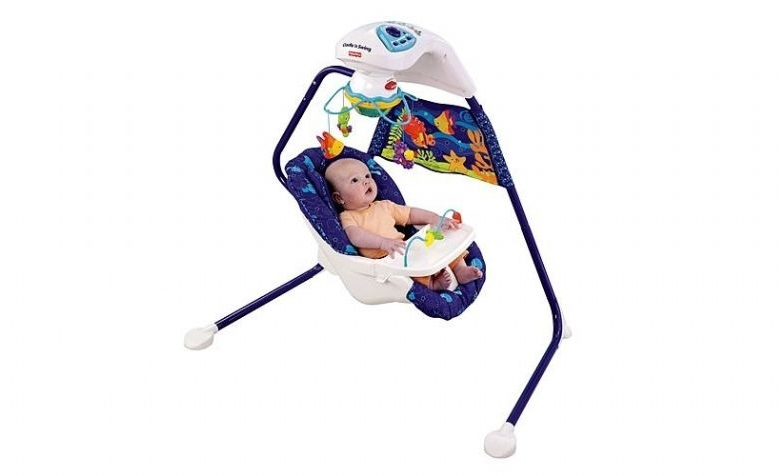 Cómo elegir el mejor columpio balancín para bebés