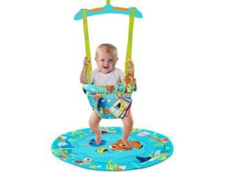 Saltadores de puertas para bebés