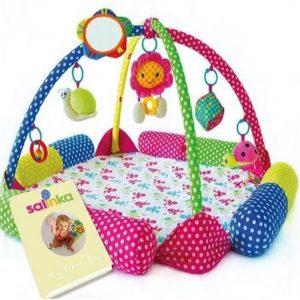 Manta de actividades para bebés Salinka