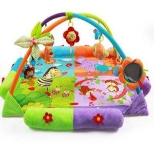 Manta gimnasio para bebés Colorfulworld
