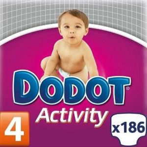 Pañales desechables Dodot Activity