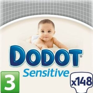 Pañales desechables Dodot Sensitive