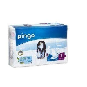 Pañales para recién nacidos Pingo ecológicos