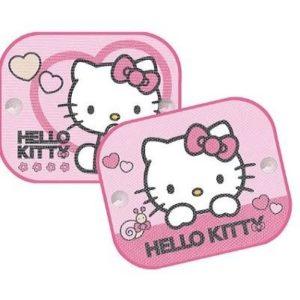 Parasol de coche para bebés Hello Kitty