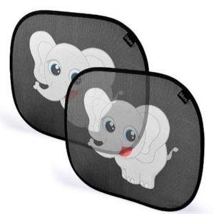 Parasol de coche para bebés Siluno