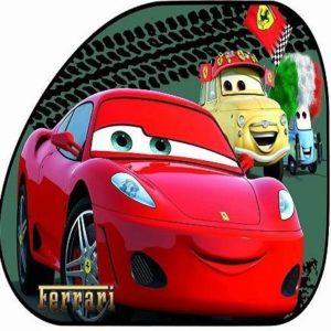 Parasoles de coche para bebés Disney Cars