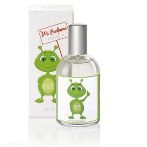 Perfume infantil con aroma frutal