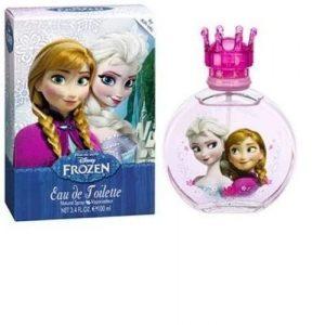 Perfume infantil de Frozen