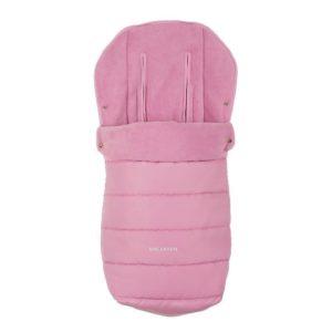 Saco para silla de paseo de color rosa