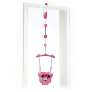 Saltadores puertas bebés Minnie