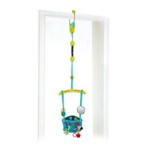 Saltadores puertas bebés multicolor