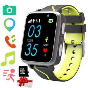 Smartwatch para niños con música