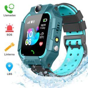 Smartwatch para niños para tarjeta SIM