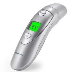 Termómetro digital de frente para bebés Metene