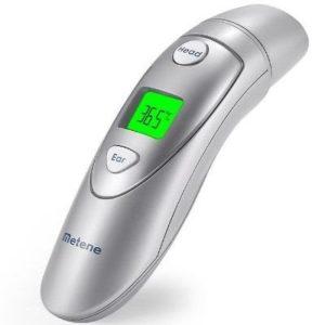 Termómetro infrarrojo para bebé Metene