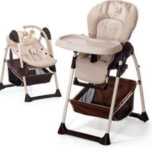 Trona para bebé Hauck, convertible en mecedora