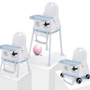 Trona portátil para bebés Baobe