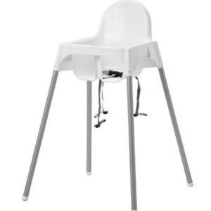 Trona portátil para bebés Ikea
