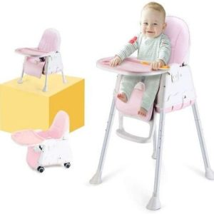 Trona portátil para bebés Laudo