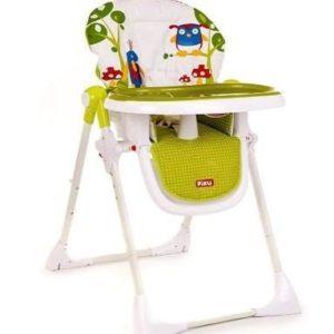 Trona portátil para bebés Piku